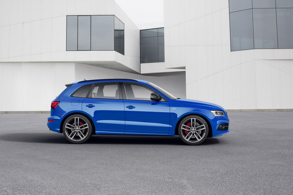 Audi SQ5 TDI plus Laterale