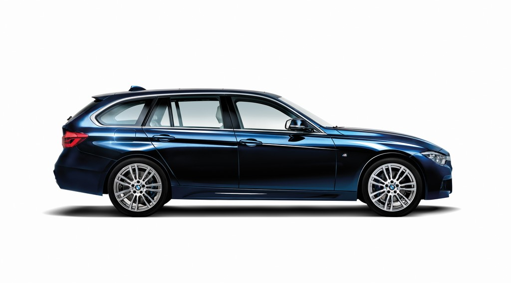 BMW Serie 3 40 Years Edition Lato