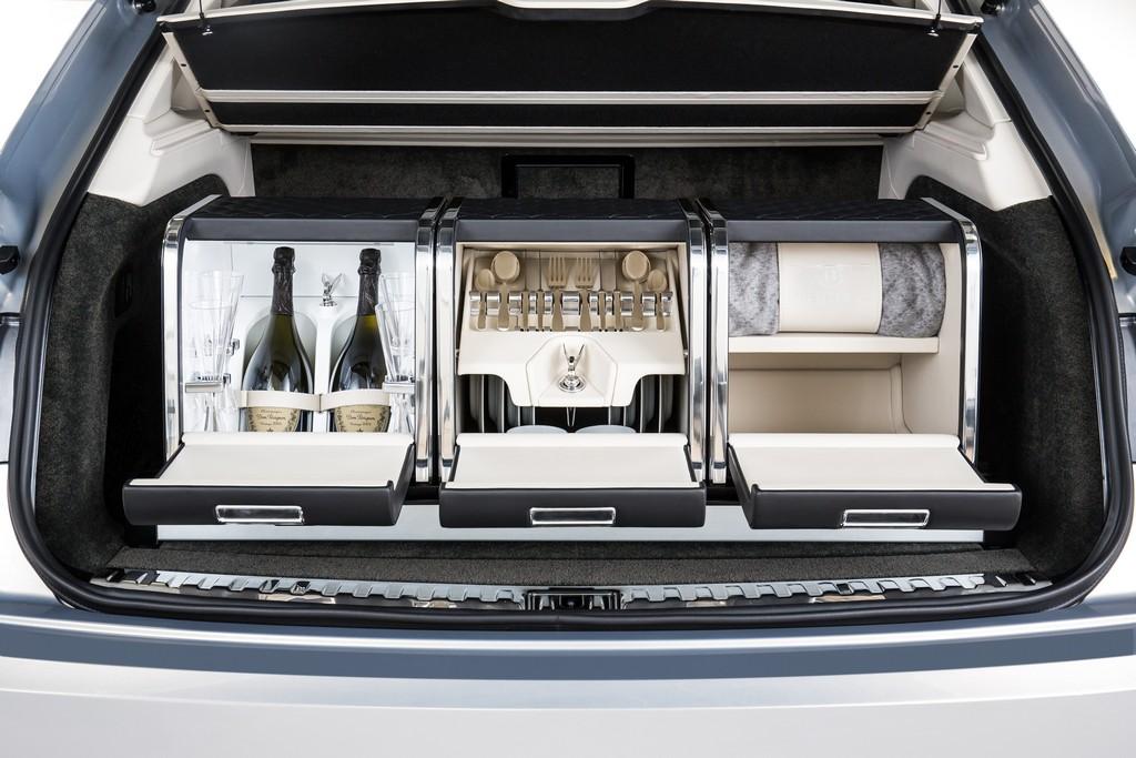 Bentley Bentayga Champagne