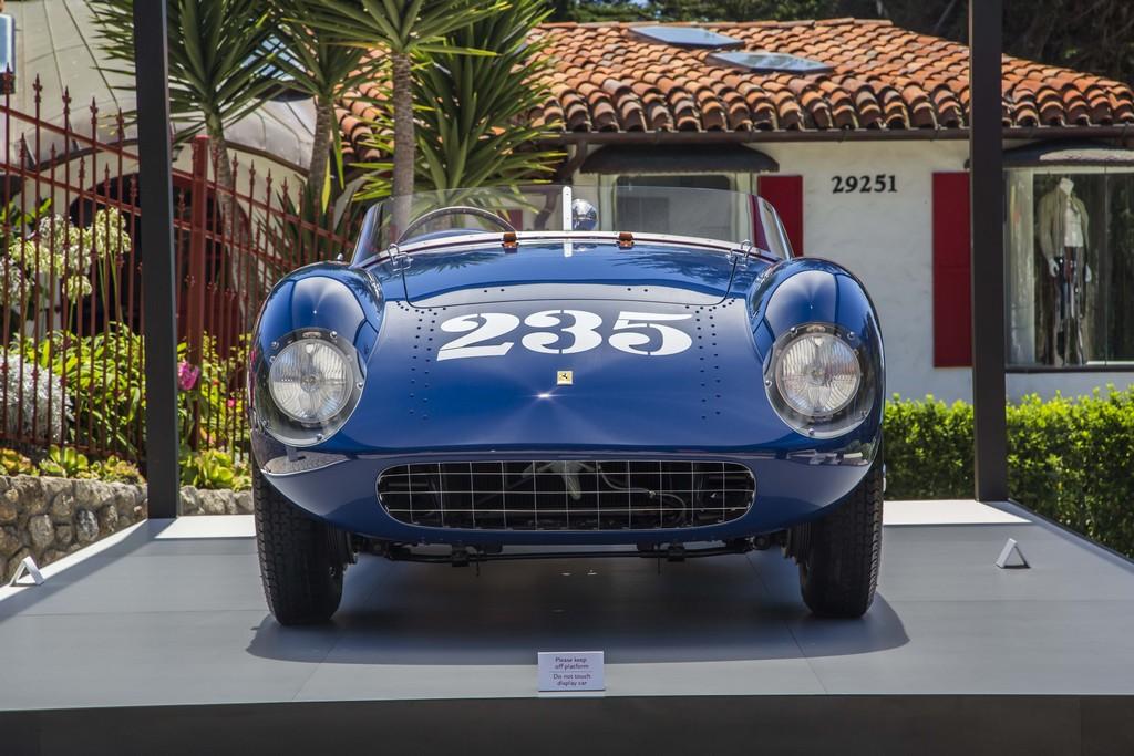 Ferrari 500 Mondial Tom Peck Davanti