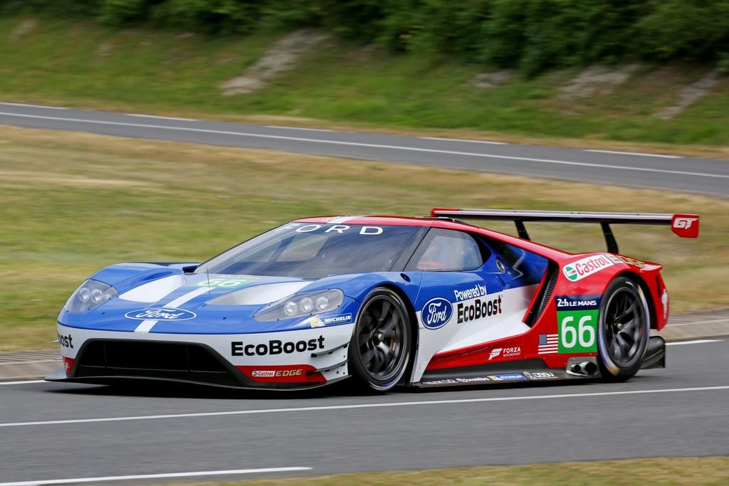 Ford GT Competizione Tre Quarti