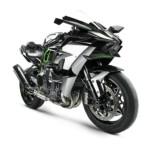 Kawasaki H2R Akrapovic Tre Quarti