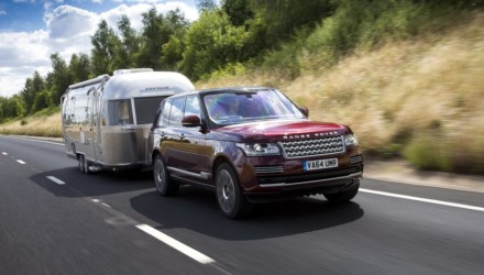 Land Rover Range Rover AirStream