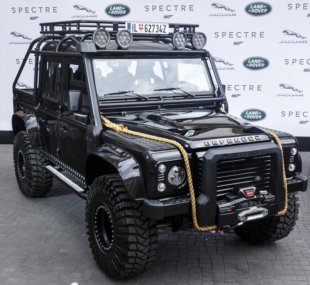 Auto E Cinema Jaguar E Land Rover Di 007 Spectre