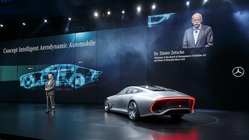 Mercedes Concept IAA Dr. Dieter Zetsche