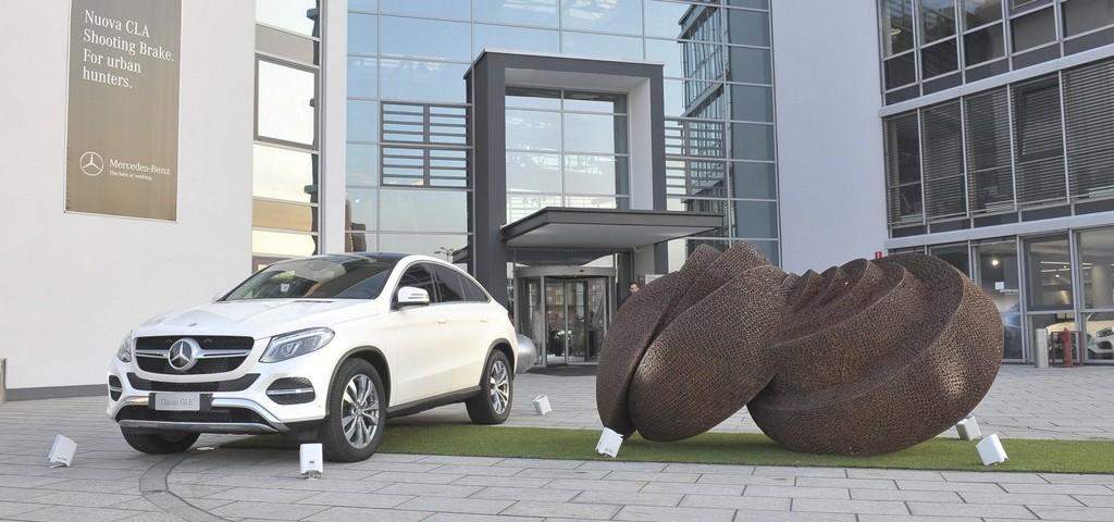 Mercedes SUVernissage