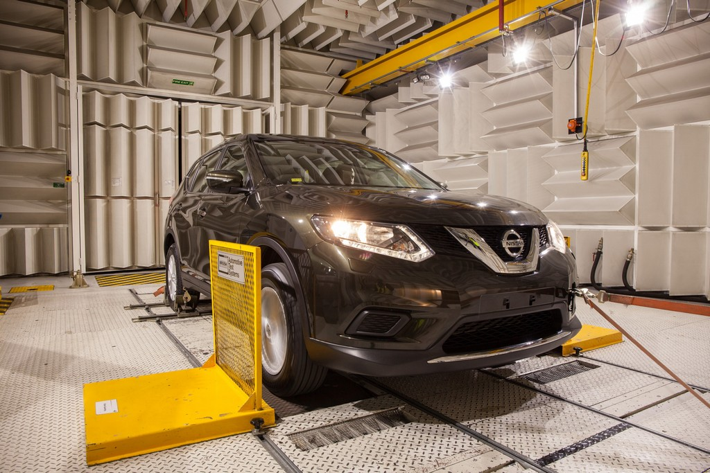 Nissan Crossover Test 5