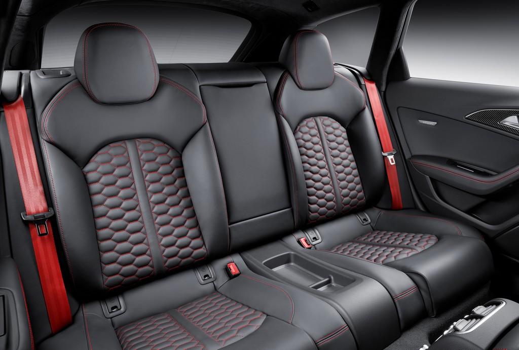 Audi RS 6 Avant Performance Sedili Posteriori