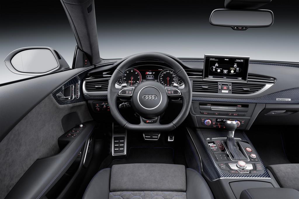 Audi RS 7 Sportback Performance posto Guida