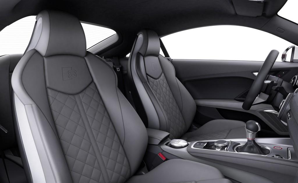 Audi nuova TTS Interni