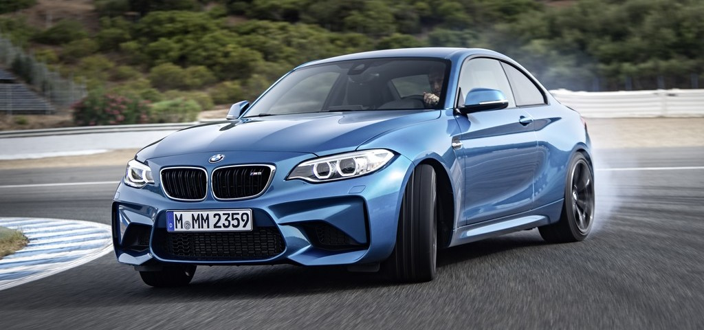 BMW M2 Coupe Derapata