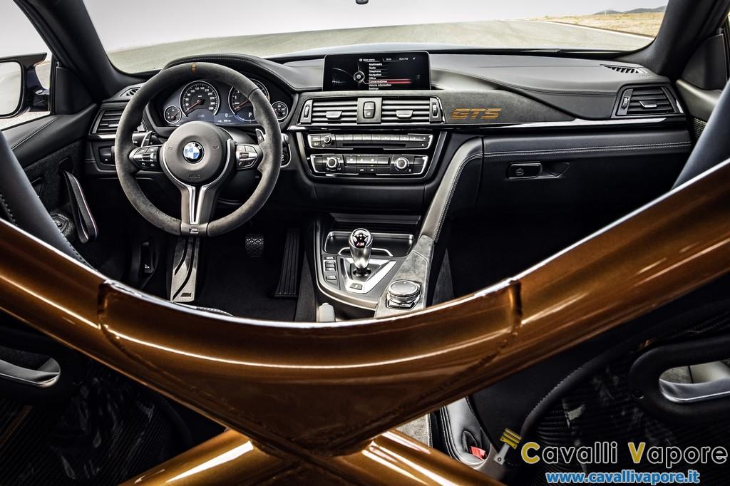 BMW M4 GTS Roll Bar