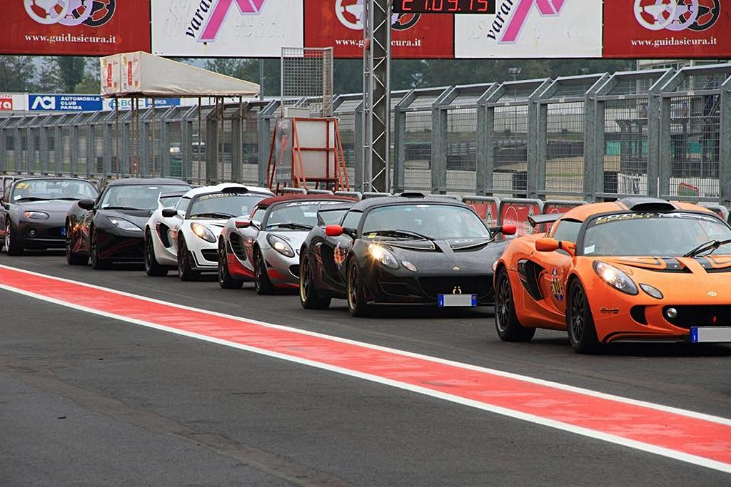 Club Lotus Italia Varano de Melegari 2015 5
