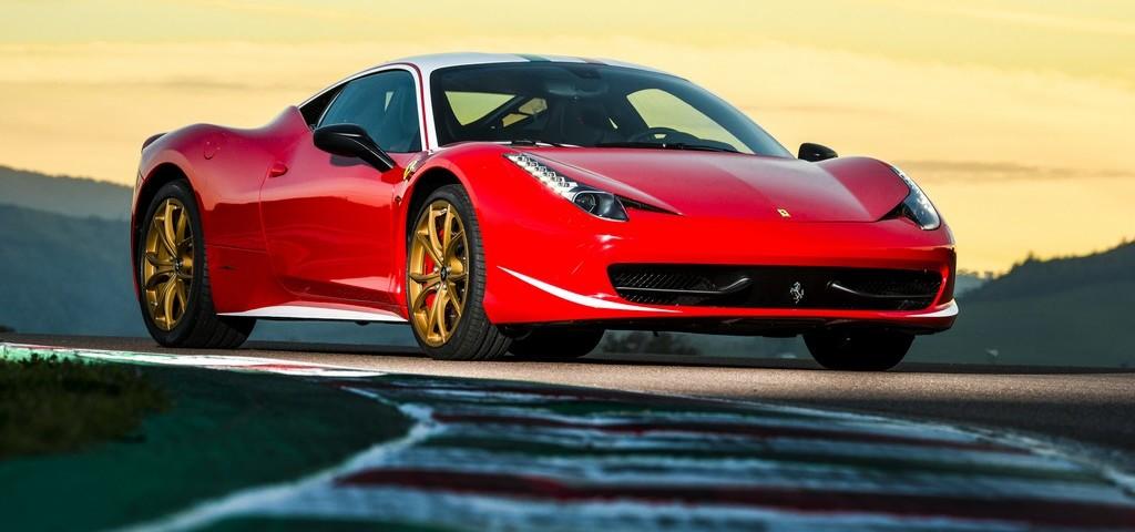 Ferrari 458 Lauda