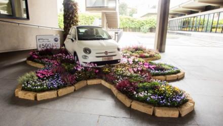 Fiat 500 al GAM