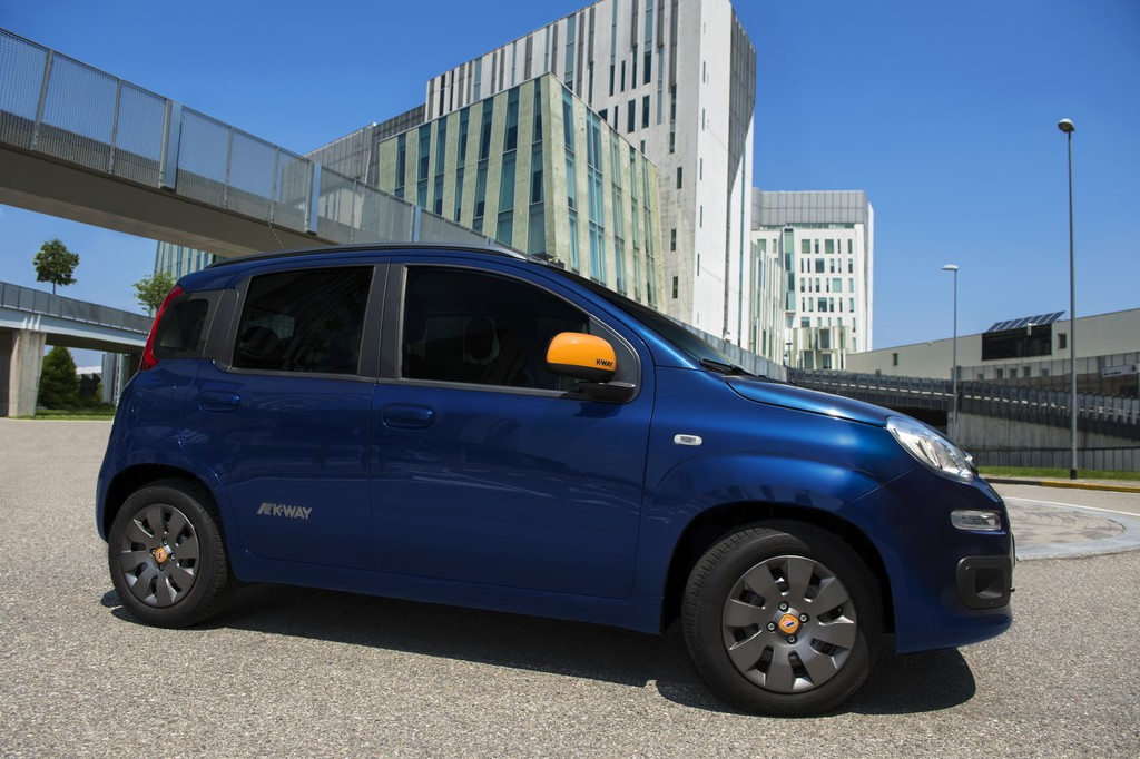 Fiat Panda K-Way Tre Quarti