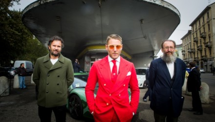 Garage Italia Customs Lapo Elkann Cracco De Lucchi