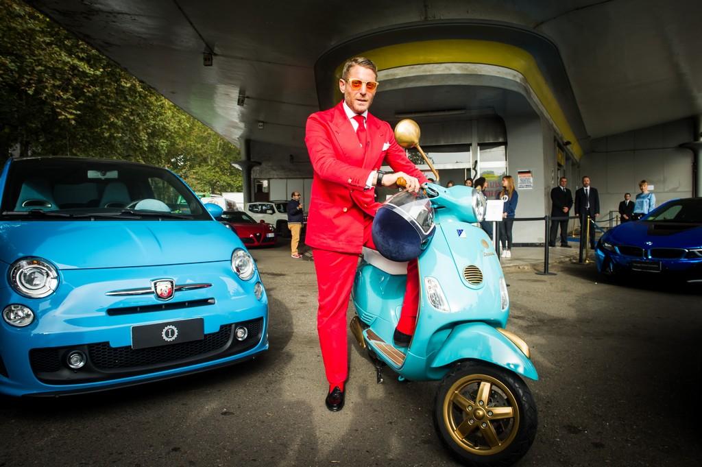 Garage italia customs inaugura la nuova sede a milano - Garage italia lapo ...