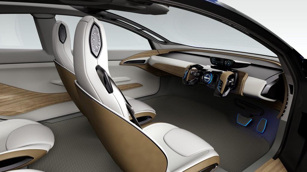 Nissan IDS Concept Interni