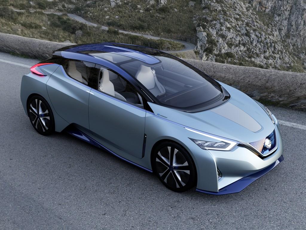 Nissan IDS Concept Alto