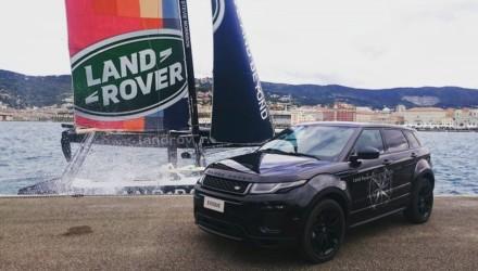 Range Rover Evoque MY2016 Barcolana