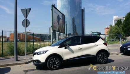 Renault Captur Project Runway