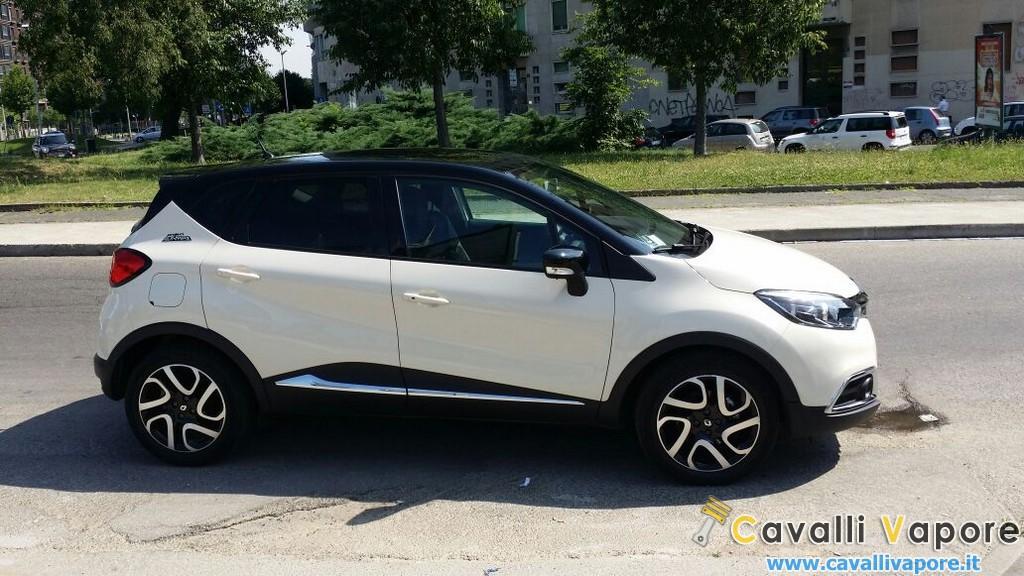 Renault captur crossover di classe 7 giorni insieme for Clio bianco avorio