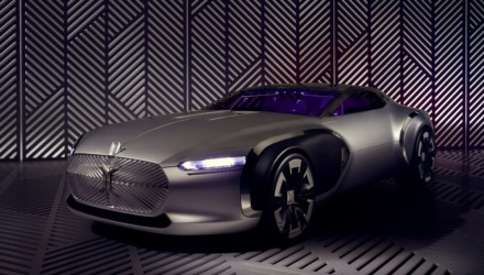 Renault Corbusier Coupe Concept