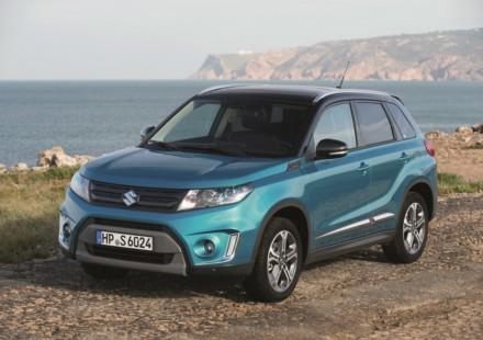 Suzuki nuovo Vitara