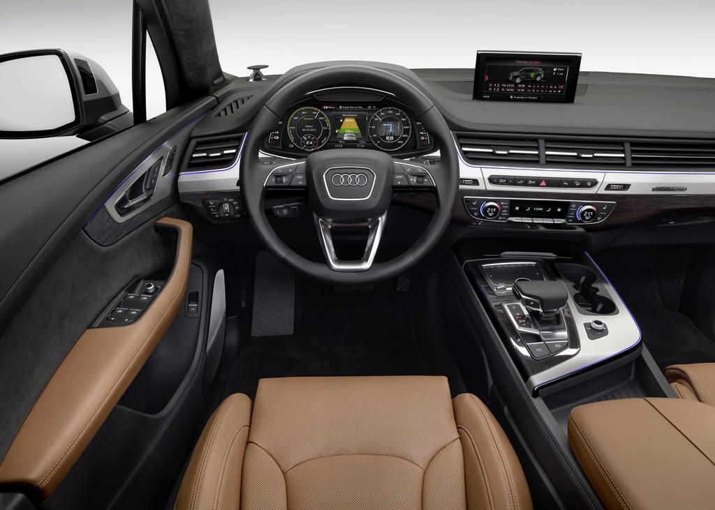 Audi Q7 e-tron 3.0 TDI quattro 33