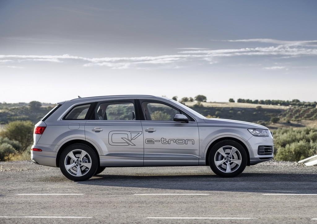 Audi Q7 e-tron 3.0 TDI quattro 6