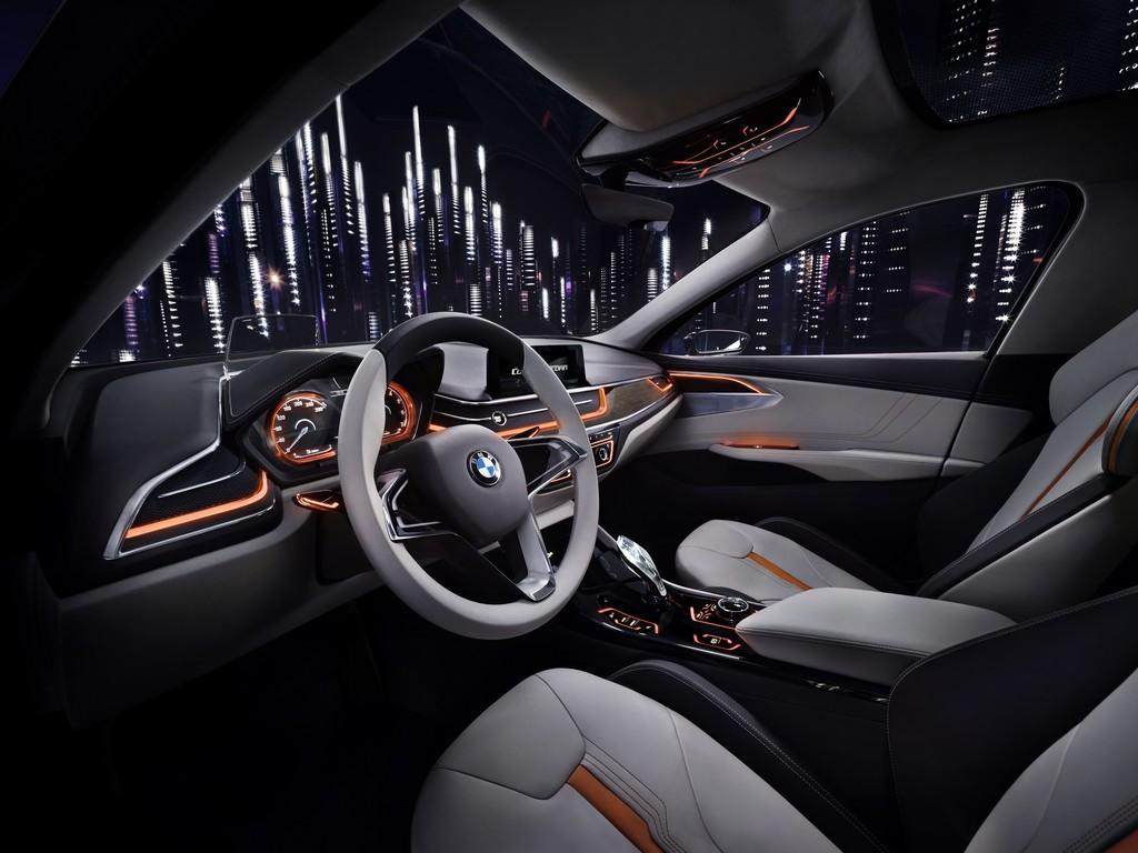 BMW Concept Compact Sedan Volante