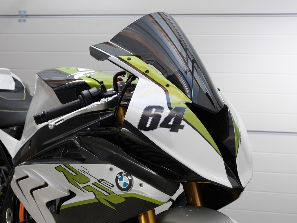 BMW eRR S1000 Cupolino