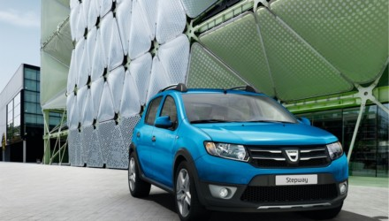 Dacia Stepway con Easy-R