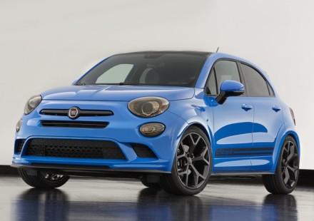 Fiat 500X Chicane SEMA Show