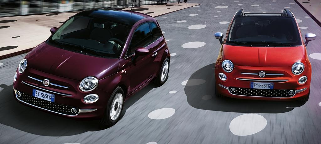 Fiat nuova 500 Multijet