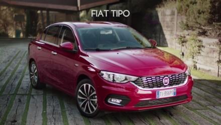 Fiat nuova Tipo Spot