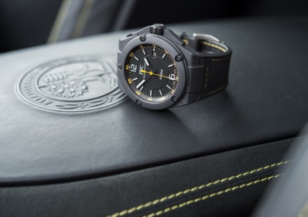 IWC Ingenieur Automatic AMG GT edition
