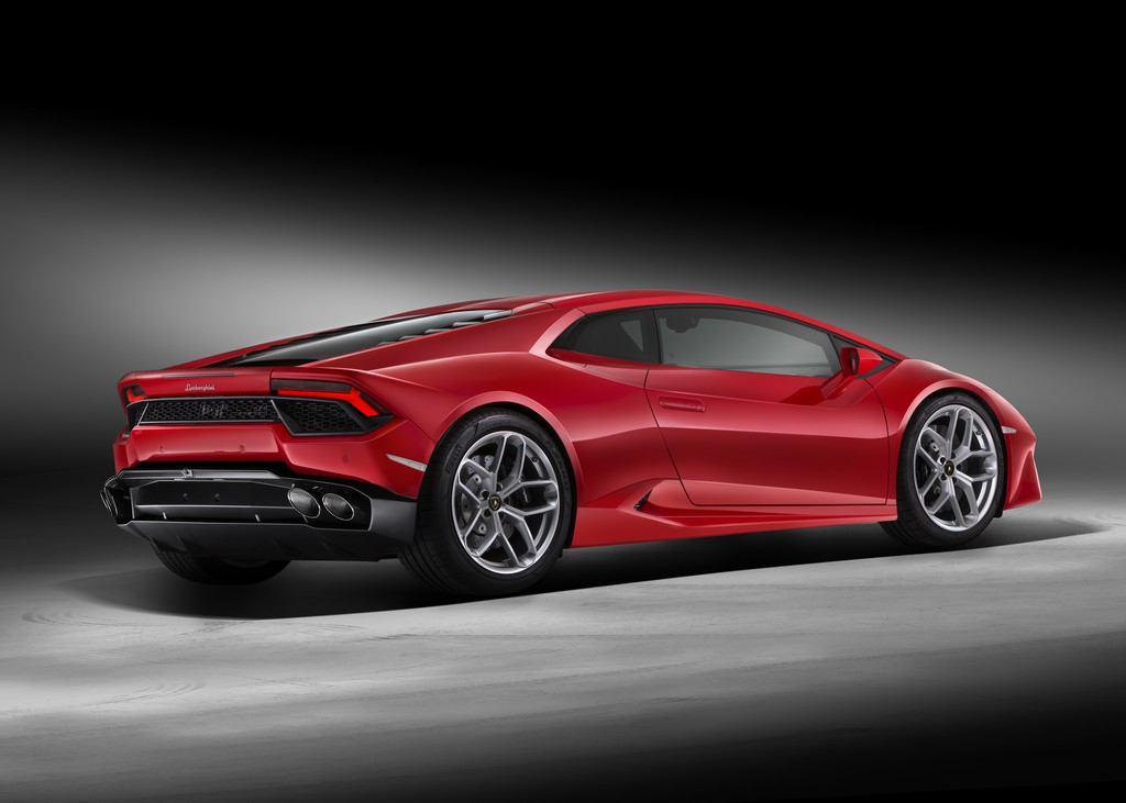 lamborghini huracan arriva la trazione posteriore cavalli vapore. Black Bedroom Furniture Sets. Home Design Ideas