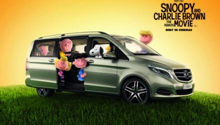 Mercedes Classe V Peanuts