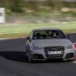Audi RS3 Sportback Davanti