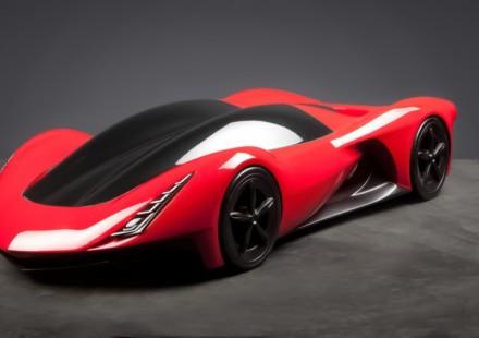 Ferrari DUO by Dave Root & Gyunpyo Lee