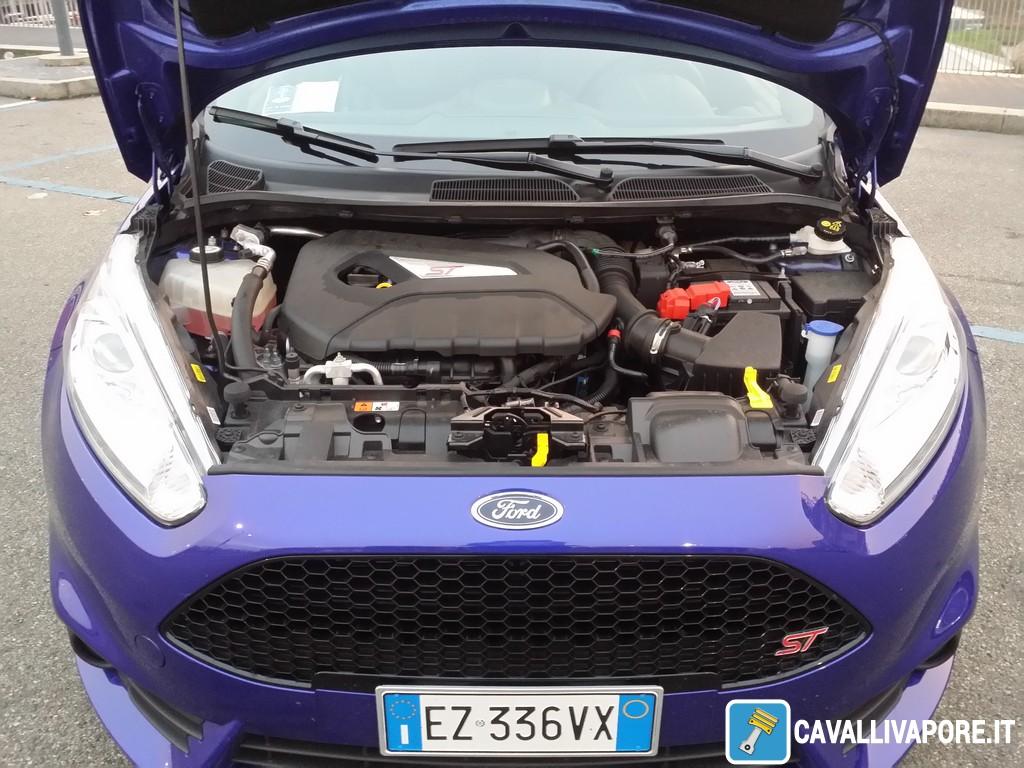 Ford Fiesta ST Motore