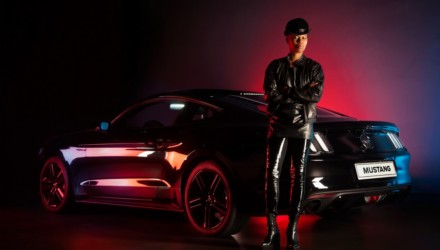 Ford Mustang e Skin