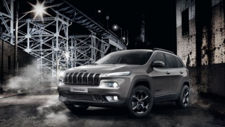 Jeep Cherokee Night Eagle