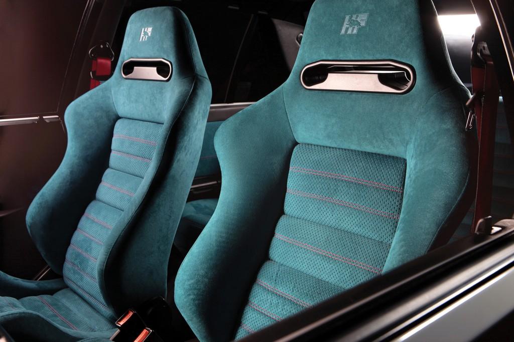 Lancia Delta HF Integrale Martini 6 Sedili Anteriori