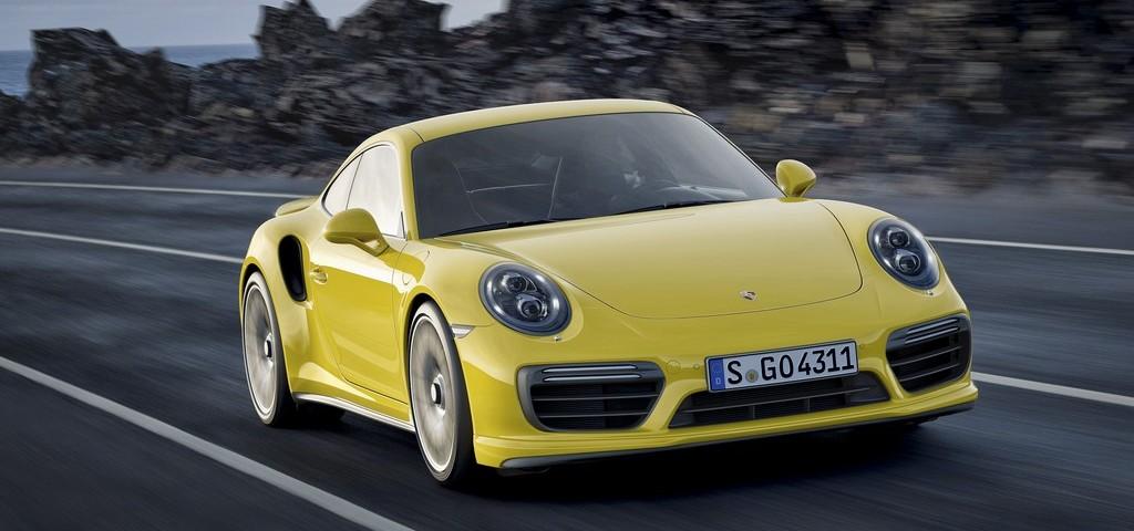 Porsche nuova 911 Turbo S