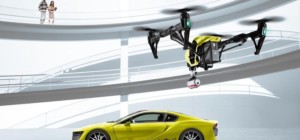 Rinspeed Etos Drone