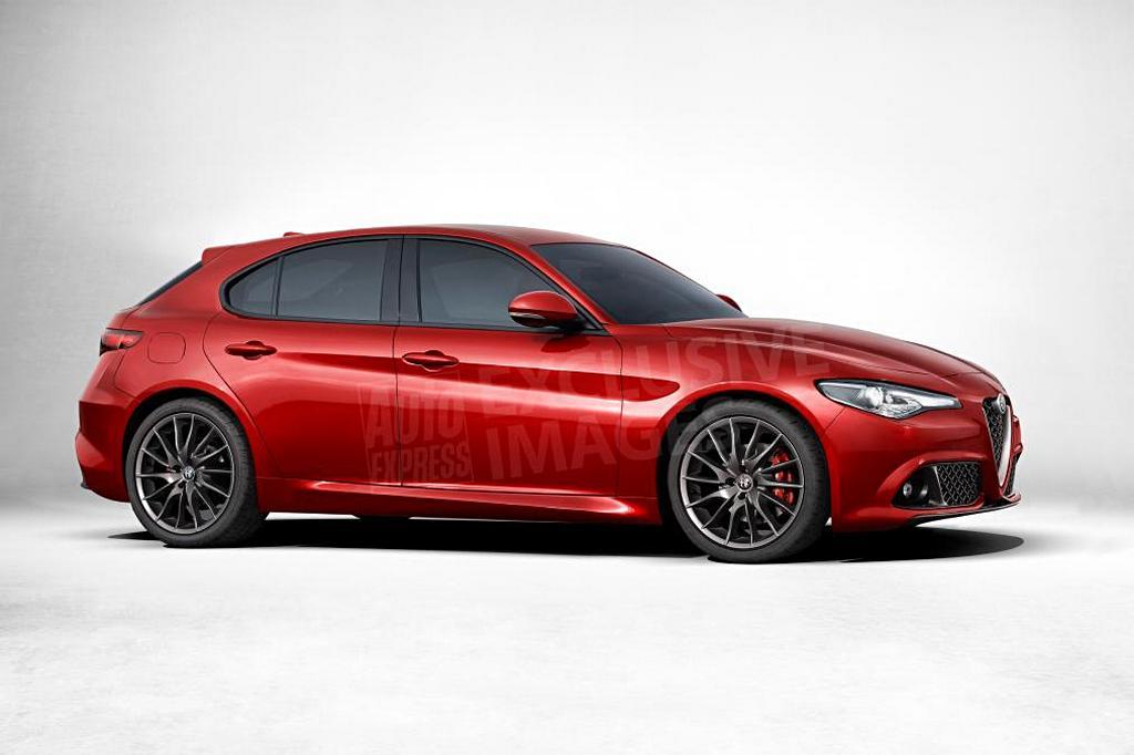 Alfa Romeo Giulietta >> Alfa Romeo nuova Giulietta: trazione posteriore in arrivo | Cavalli Vapore