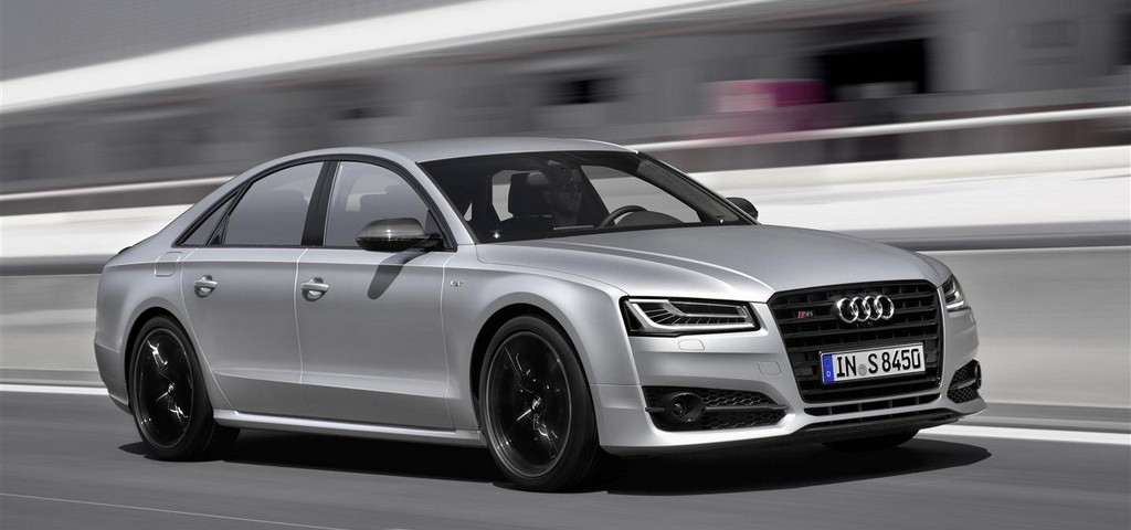 Audi S8 plus Tre Quarti